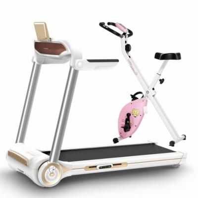 買一送一【X-BIKE 晨昌】小漾阿里智能型跑步機_小漾  MAGIC(贈磁控健身車)