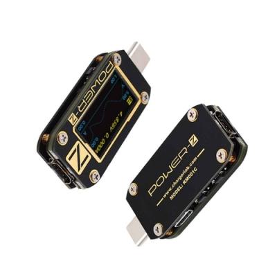 POWER-Z USB PD高精度測試儀(KM001C) ChargerLAB USB PD電壓誘騙儀錶