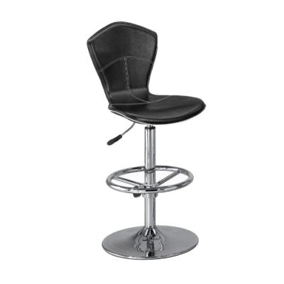MUNA 喬森吧椅(黑色) 44X52X94-114cm