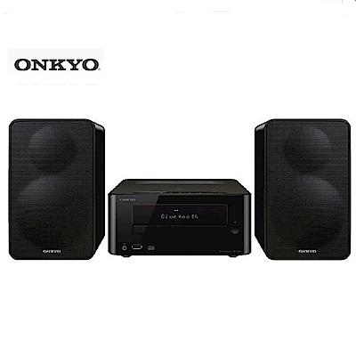 福利品 安橋 Onkyo CS-265 藍芽微型組合音響
