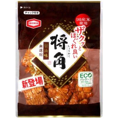 龜田 將角米果-醬油風味(109g)
