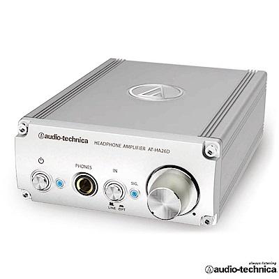 鐵三角 AT-HA26D 光纖數位輸入 內建DAC耳機耳機擴大機