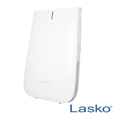 美國Lasko 8-12坪 WIFI智能超薄空氣清淨機 HF25640TW AirPad白朗峰