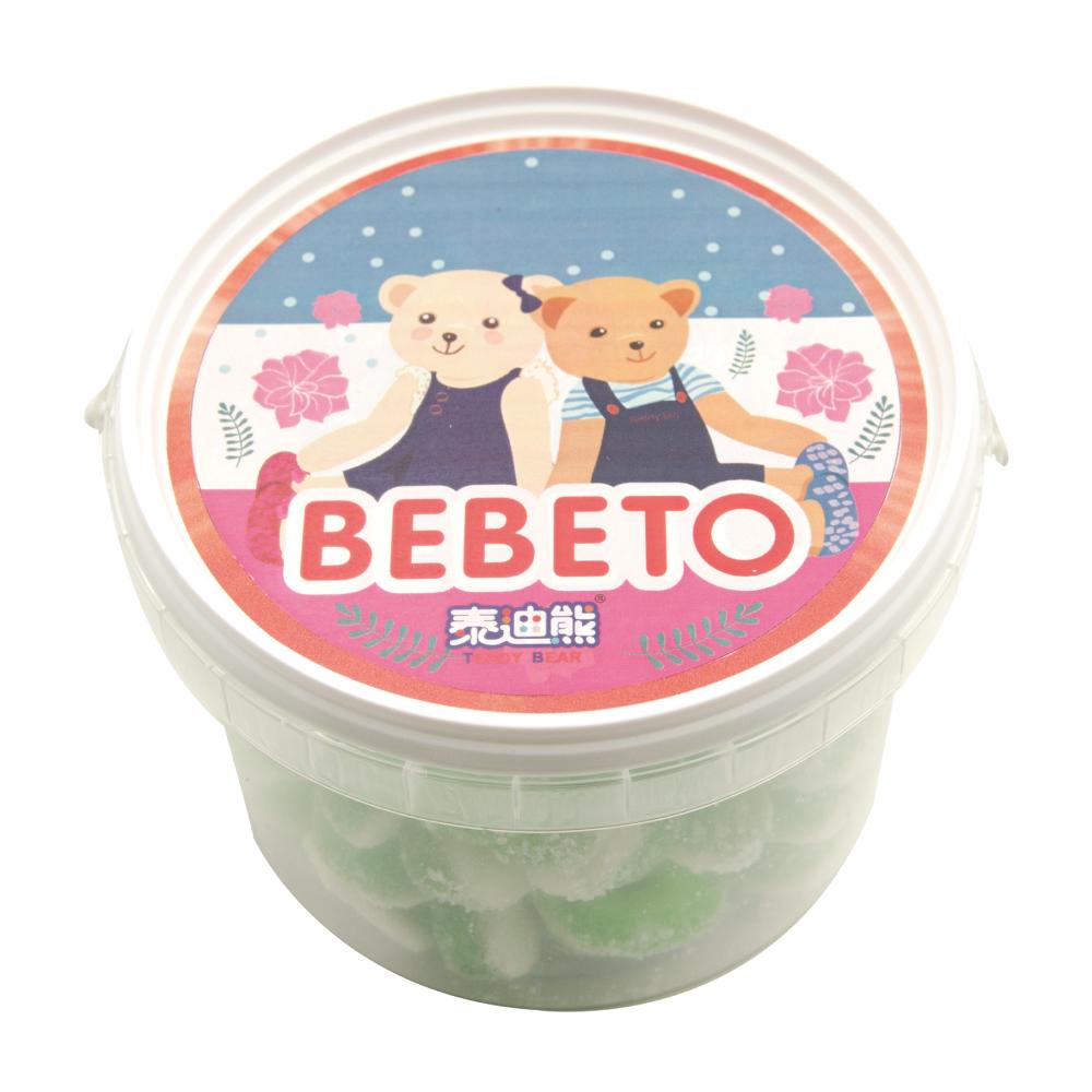 Bebeto 泰迪熊蘋果風味軟糖(300g)