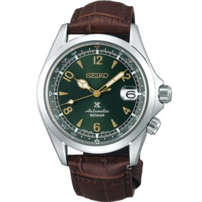SEIKO精工PROSPEX復古時尚機械錶(6R35-00E0G SPB121J1)