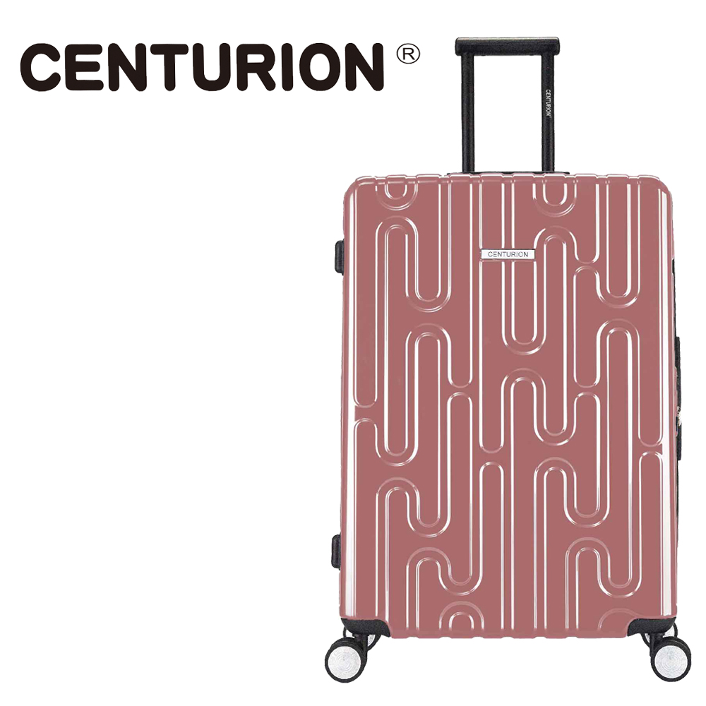 CENTURION百夫長29吋行李箱─布達佩斯金BUD(拉鍊箱)