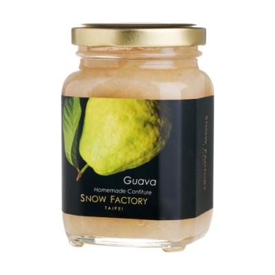 雪坊Snow Factory 法式手工果醬-香蜜芭樂(238g)