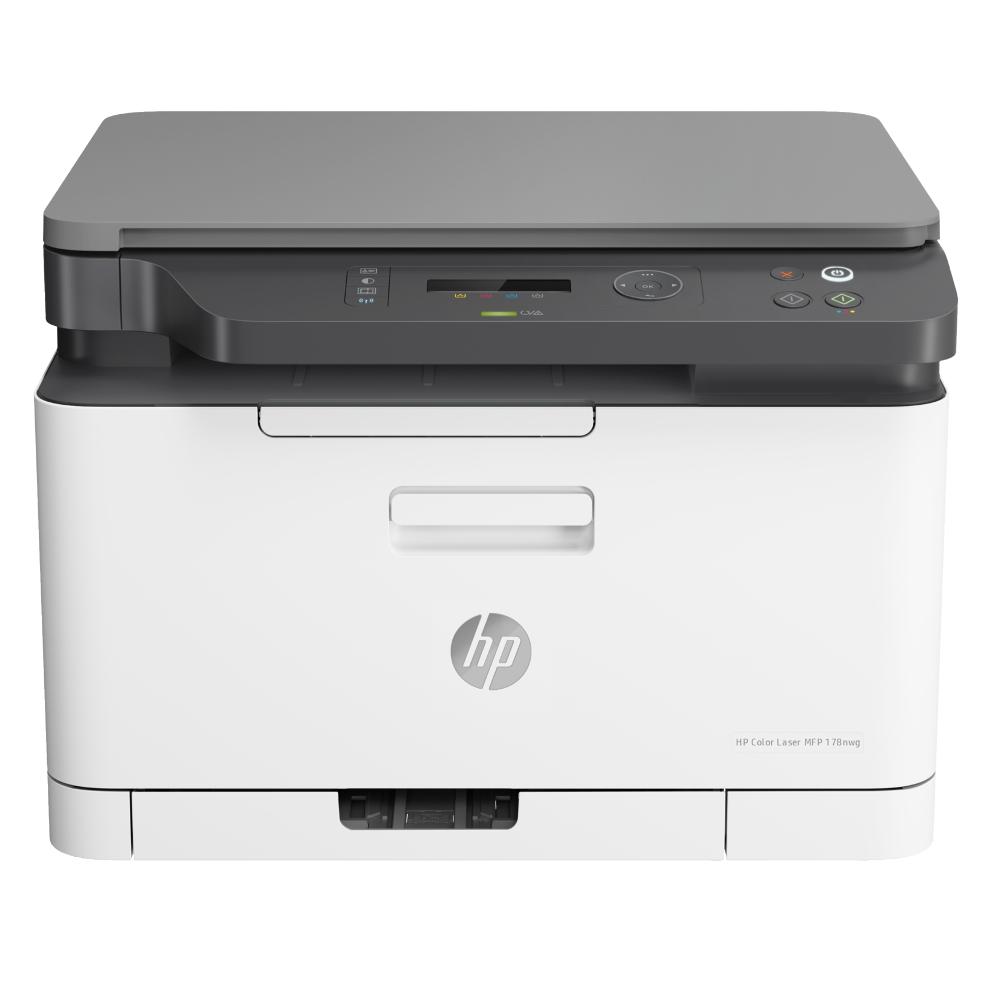 HP MFP 178nw 彩色雷射複合機