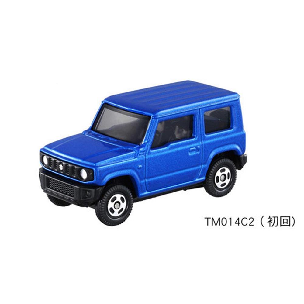 任選TOMICA NO.014 SUZUKI越野車初回TM014C2  多美小汽車