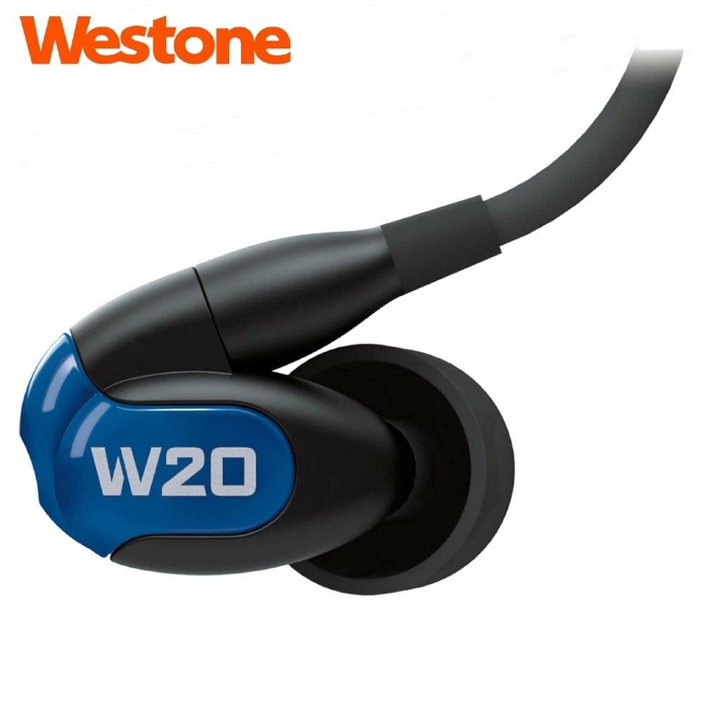 【Westone】W20 雙單體平衡電樞專業監聽級耳機