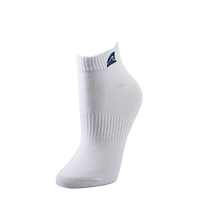 【ZEPRO】男子運動伸縮襪(襪底加厚版)-白