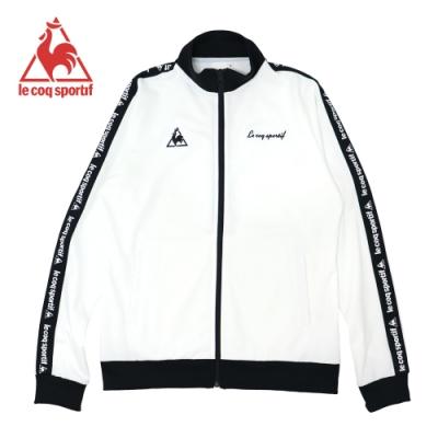 法國公雞牌立領外套 LOK6360190-男-白