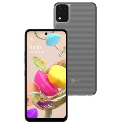 LG K42 (3G/64G) 6.6吋玩美四鏡頭智慧手機(鈦潮灰)