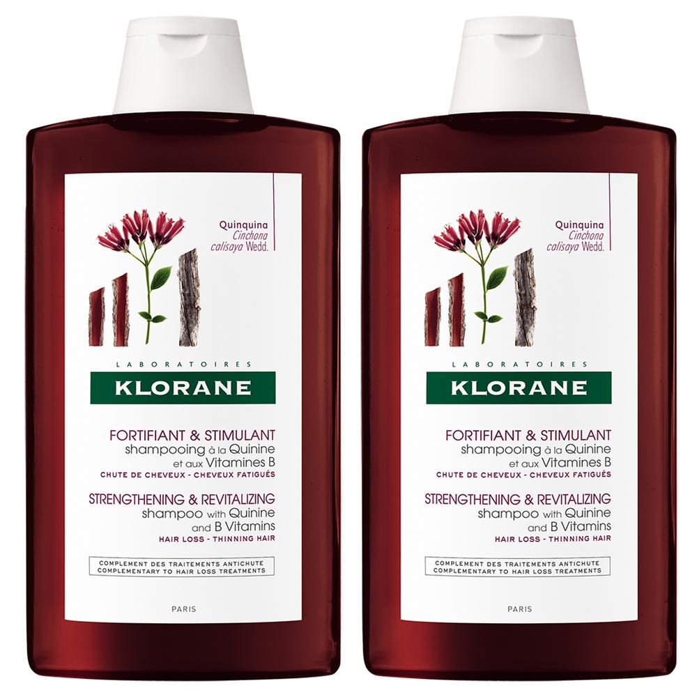 KLORANE蔻蘿蘭 養髮洗髮精400ml(2入特惠)