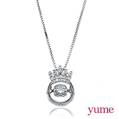 YUME 靈動系列-精靈皇冠項鍊