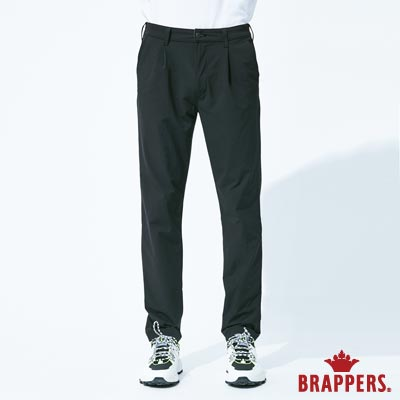 BRAPPERS 男款 HC-Cargo系列-彈性中腰直筒褲-黑