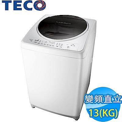 TECO東元 13KG 變頻直立式洗衣機 W1398TXW