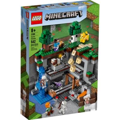 樂高LEGO Minecraft系列 - LT21169 The First Adventure