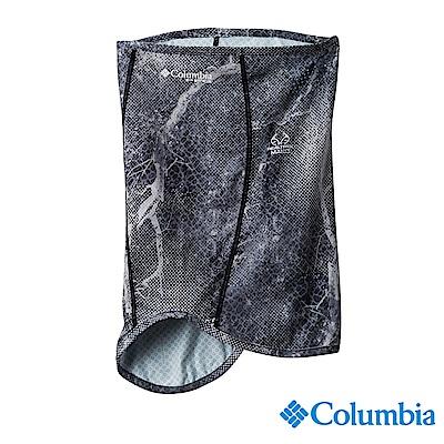 Columbia 哥倫比亞 中性-UPF50涼感快排防潑頸圍-黑色UCU01340