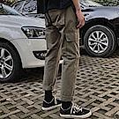 BuyGlasses 雙大口袋休閒工作長褲