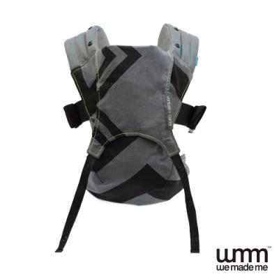英國 WMM Venture+ 輕旅揹帶 - 大寶寶版【幾何碳灰】