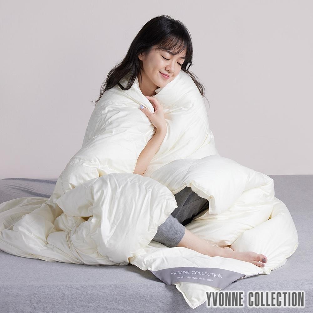 YVONNE COLLECTION 【網路限定】纖維球立體冬被胎(雙人6x7呎)