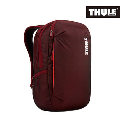 THULE-Subterra Backpack 23L筆電後背包TSLB-315-磚紅