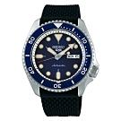 SEIKO 5 sport運動潮流機械腕錶/尼龍4R36-07G0L(SRPD71K2)