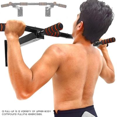牆壁掛固定式單槓架   (室內單槓雙槓.牆上引體向上器.拉單槓吊單槓.強力臂力訓練)
