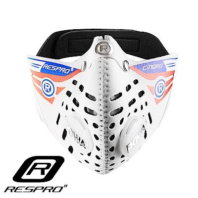 英國 RESPRO CINQRO 運動款多重防護口罩( 選色 )