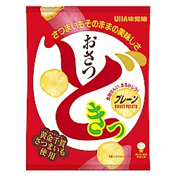 UHA味覺糖 地瓜薯片-原味(65g)