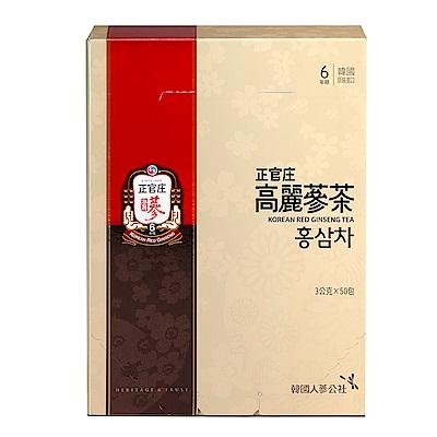 正官庄 高麗蔘茶(50包/盒)