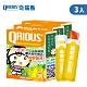 QRIOUS奇瑞斯雷射晶光葉黃素柑橘能量凍3盒/葉黃素/花青素/無防腐劑/無香精/無添加/兒童保健 product thumbnail 2