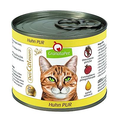 葛蕾特 貪吃貓無穀主食罐 200g 12罐組