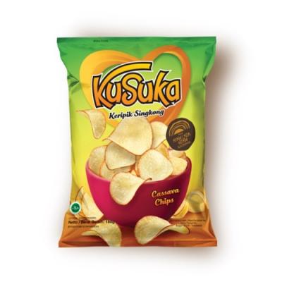 KUSUKA樹薯片-黑胡椒(60g)