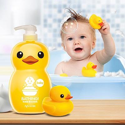 快潔適小黃鴨嬰兒沐浴乳1000ml