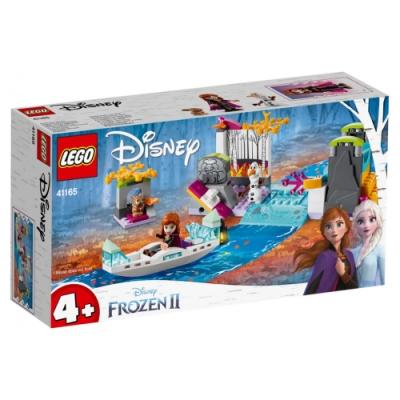 樂高LEGO 迪士尼公主系列 - LT41165 安娜的獨木舟探險