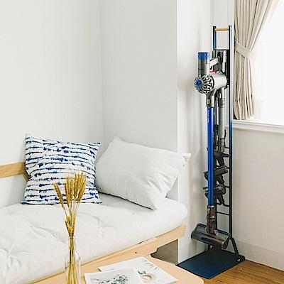 樂嫚妮-多功能吸塵器/掃地機收納架-Dyson-直立式-掛架-手持式-深藍