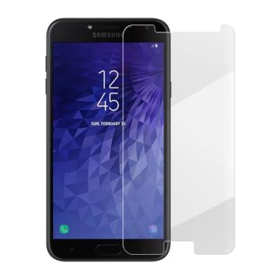 Metal-Slim Samsung Galaxy J4 9H鋼化玻璃保護貼