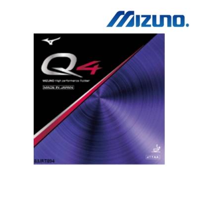 Mizuno 美津濃 日製Q4桌拍膠皮 紅 83JRT89462