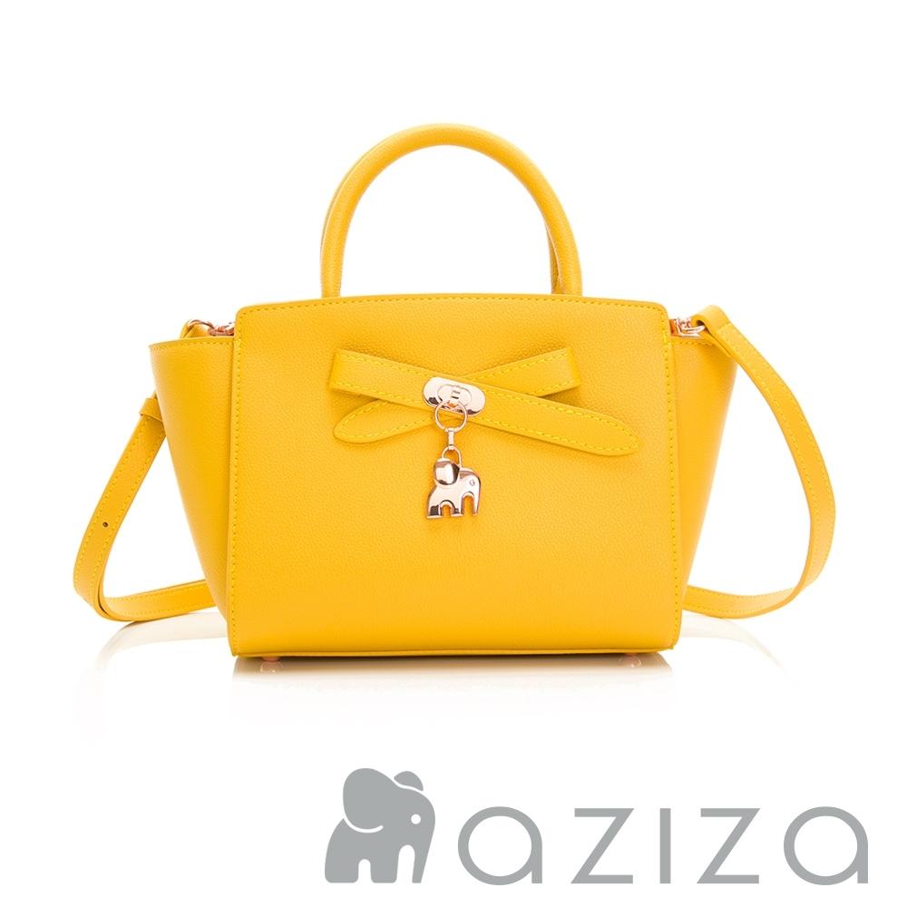 aziza CLORIS 2way蝴蝶包 黃
