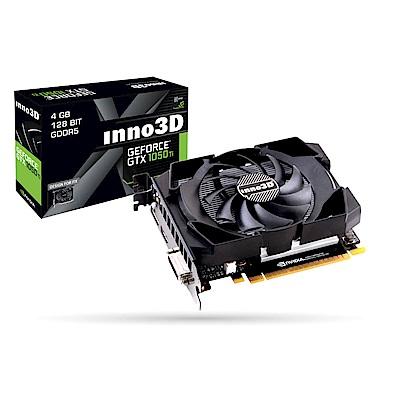 映眾顯示卡 GeForce GTX1050TI 4GB GDDR5 COMPACT