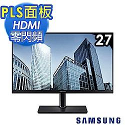 SAMSUNG S27H850QFE 27型 2K液晶螢幕