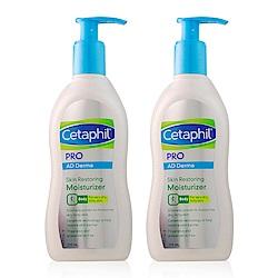 Cetaphil舒特膚 AD益膚康修護滋養乳 295ml x2 贈旅行3件組(隨機)