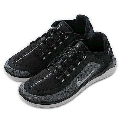 Nike 耐吉FREE RN 2018-慢跑鞋-女