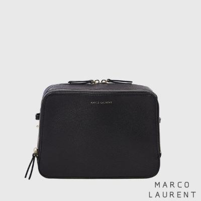 MARCO LAURENT Blink 雙層肩背方包 - 黑色