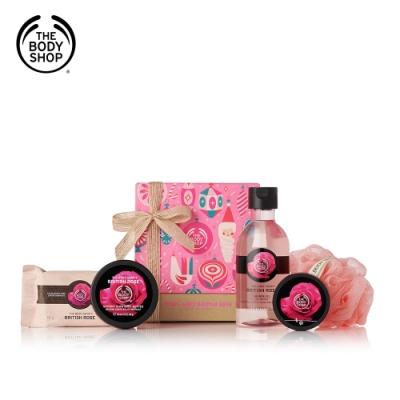 The Body Shop 玫瑰嫩膚精選原裝禮盒