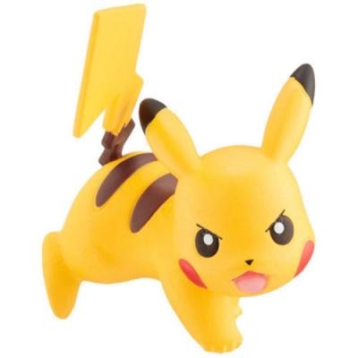 任選Pokemon GO MS-26 戰鬥皮卡丘 精靈寶可夢 神奇寶貝 PC96844 TAKARA TOMY