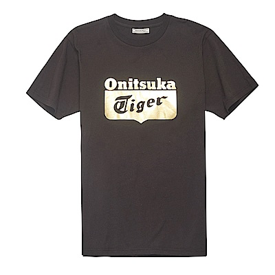 Onitsuka Tiger LOGO短袖T恤 2183A011-001