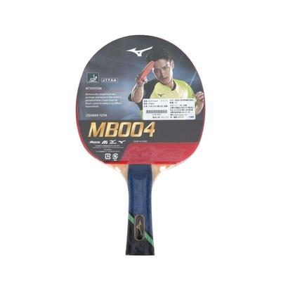 MIZUNO 桌球拍-乒乓球拍 美津濃 83GTT16027 藍綠黑金